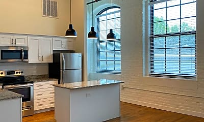 Kitchen, Imperial Lofts, 2