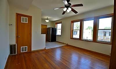 Living Room, 3108 W Walton St, 0