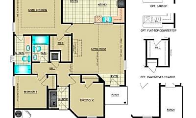 Bedroom, 7733 Bridgegate Ave, 2