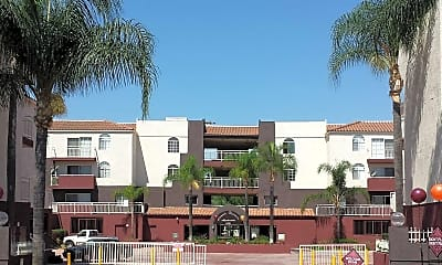 Building, Sunset Terrace Apartments Homes, 0