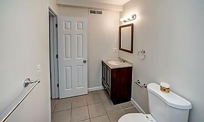 Bathroom, Sea Breeze Apartments, 2