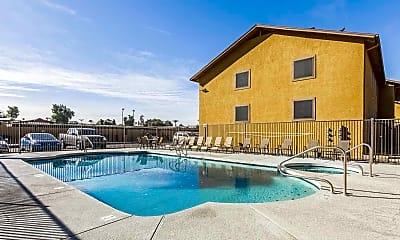 Pool, Village Point Apartments, 1