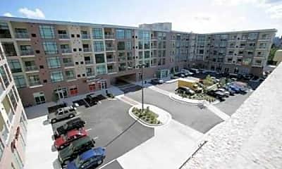 Studio One Apartments, 2
