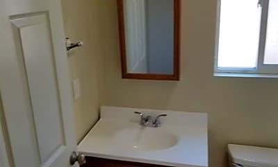 Bathroom, 851 W 93rd St, 2