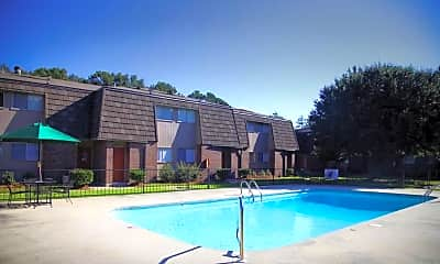 Pool, Hillendale Apts, 0