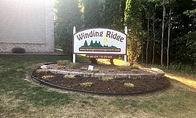 Winding Ridge, 1