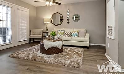 Living Room, 8519 Cahill Dr, 1