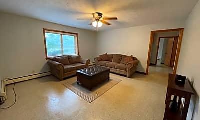 Living Room, 242 Keystone Drive, Unit A, 1