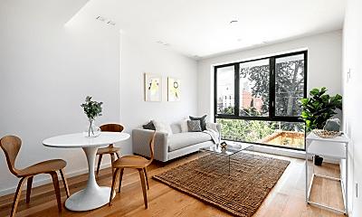 Living Room, 221 Devoe St 2-B, 0