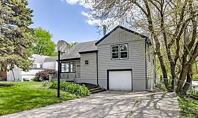 Building, 5437 Franklin St, 1