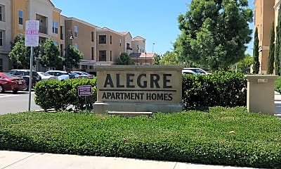 Alegre Apartment Homes, 1