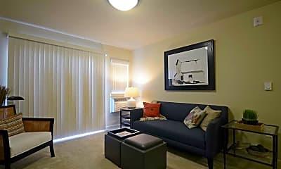 Living Room, Affinity at Boise 55+ Living, 1