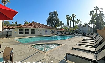 Pool, 23842 Alicia Parkway, 1