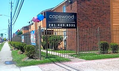Capewood Apartments, 1