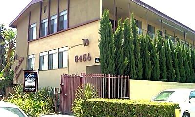 Building, 8456 Blackburn Ave, 1