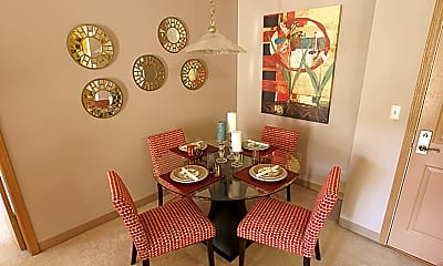 Dining Room, River's Edge, 1