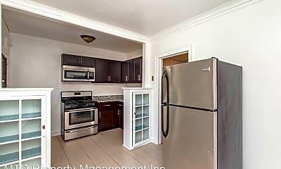 Kitchen, 2022-24 W. Fargo/7431-37 N. Seeley, 0