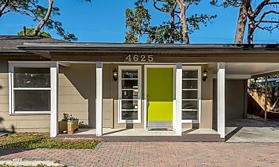 Building, 4625 W El Prado Blvd, 1