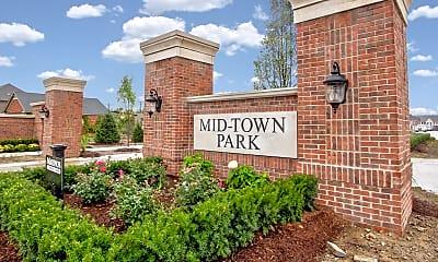 Community Signage, Midtown Park, 0