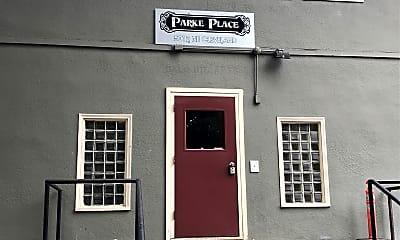 Parke Place, 1