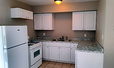Kitchen, 1011 Vine St 1-24, 1