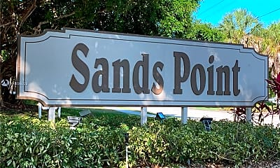 Community Signage, 8350 Sands Point Blvd E309, 0