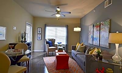 Living Room, Legacy Brooks Resort Apartments, 1