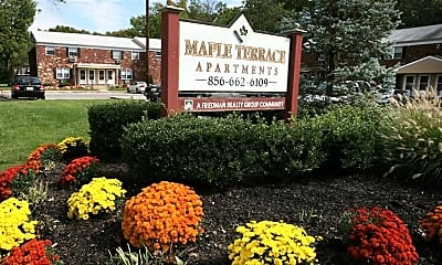 Maple Terrace, 1