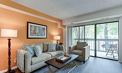 Living Room, Vistas at Annandale, 0