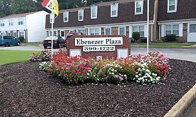 Ebenezer Plaza Apartments, 1