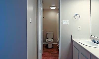 Bathroom, Woodland Terrace, 2
