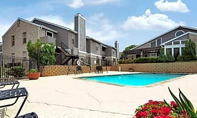Pool, Belmont Estates, 0