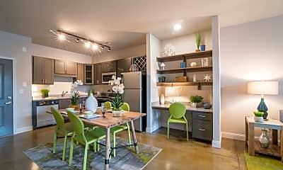 Kitchen, Comet Westgate, 1