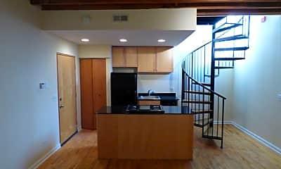 Kitchen, 7349 Madison St C, 1