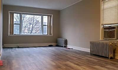 Living Room, 22-17 Crescent St 2FL, 0