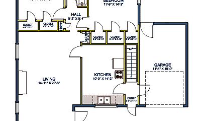 Kitchen, 36 NE Ash Ave, 2