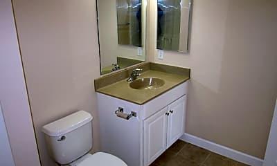 Bathroom, 1535 Main St, 1