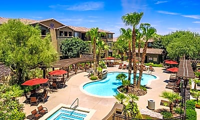 Pool, Skyview Ranch, 1