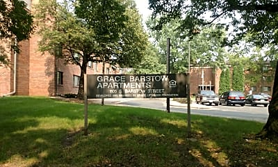Grace Barstow Apartments, 1