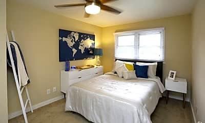 Bedroom, Western Villa, 1