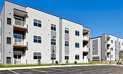Building, NorthPark Luxury Apartments, 1