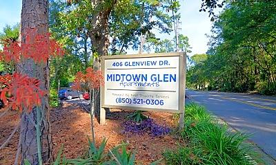Community Signage, 406 Glenview Dr, 0