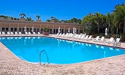 Pool, 7117 Pelican Bay Blvd 1001, 2