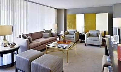 Living Room, Park Tower, 1