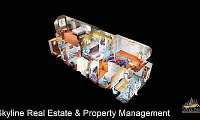 Kitchen, 5224 N Monitor Ave, 2