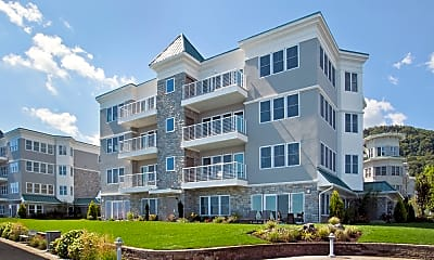 Building, The Waterfront at Harbors, 1