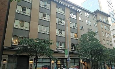 Stewart Court Apartments, 0