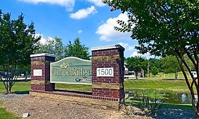 Community Signage, Chapel Ridge of Brandon, 2