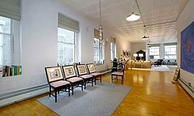 Dining Room, 78 Grand St, 1