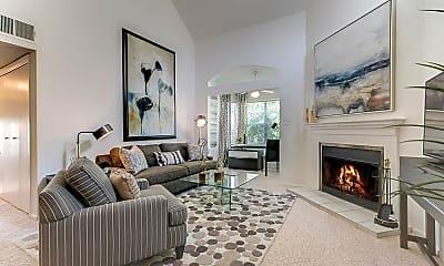 Living Room, Citrus Creek, 1